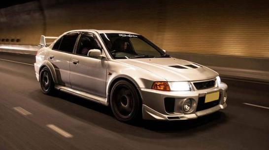Mitsubishi Lancer Evo 4, 5 and 6