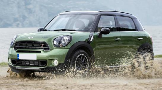 MINI Countryman 4WD