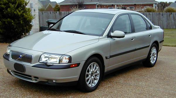 Volvo S60, V70, S80 (2000 to 2006) Replacement Suspension