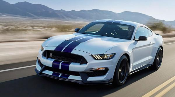 Ford Mustang, 2015 model