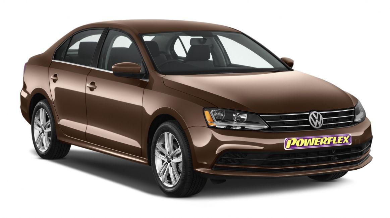 Volkswagen Jetta Mk6 A6 Rear Beam  2011 To 2018