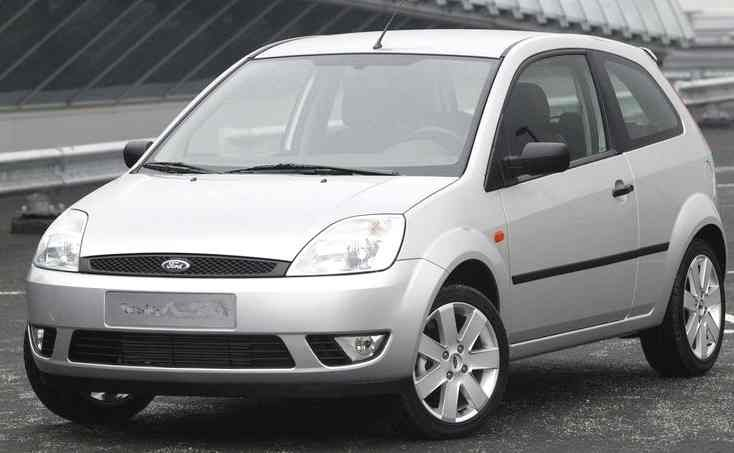 Ford Fiesta Mk6 Including St  2002 To 2008  Replacement