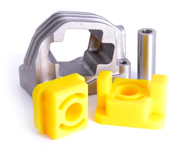 Volvo S60 (2001-2010), V70-Mk2, S80-Mk1 (2000-2007), XC70 Upper Engine Mount Cross Shape Diesel